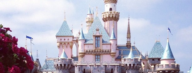 Disneyland Park is one of Places to Visit: California Coast.