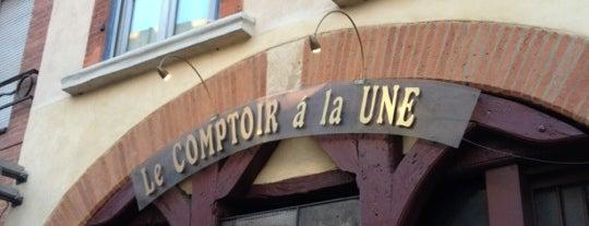 Le Comptoir à la Une is one of Toulouse.