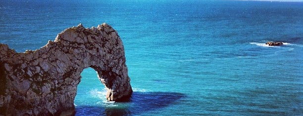 Durdle Door is one of Erik 님이 좋아한 장소.