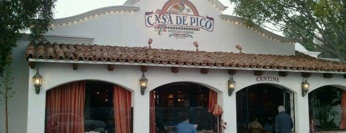 Casa De Pico is one of Lugares favoritos de Kevin.