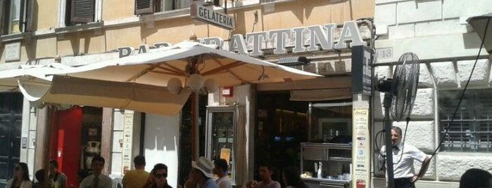 Bar Frattina is one of Tempat yang Disukai Zeynep.