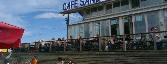 Café Sand is one of Bremen.