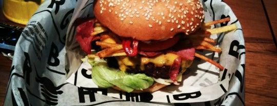 Burger House is one of gitmek istediklerim.