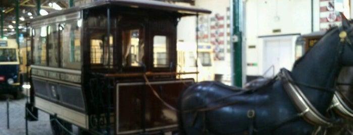 Trammuseum / Musée du Tram is one of Uitstap idee.