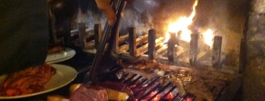 Restaurante Asador Biarritz is one of Restaurantes que admiten cheques Gourmet.