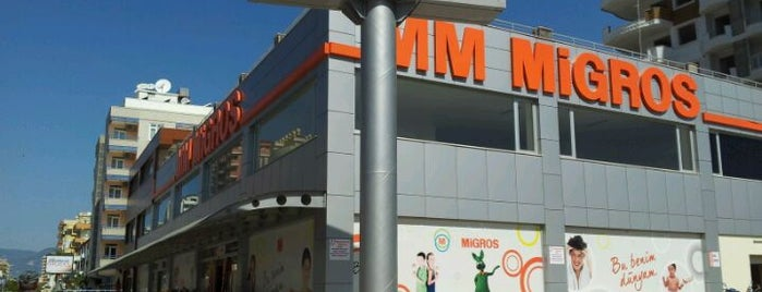 MM Migros is one of Floreさんのお気に入りスポット.