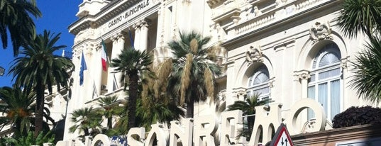 Casinò di Sanremo is one of Italiani.