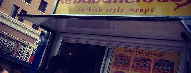 Kebabalicious is one of Food Guide for Visiting Friends.