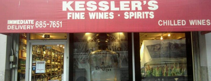 Kessler Liquors is one of Bars & Wine.