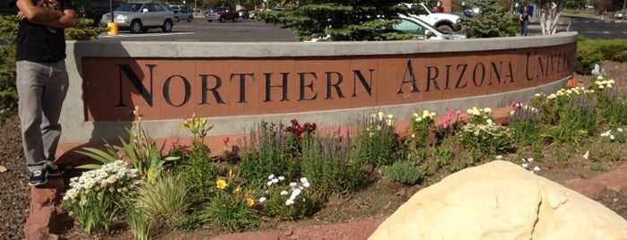 Northern Arizona University is one of Grantさんのお気に入りスポット.