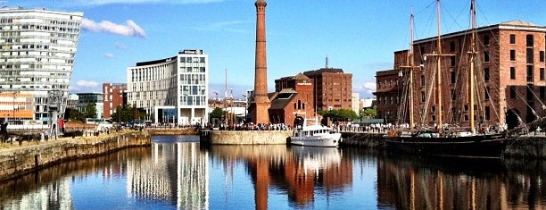 Merseyside Maritime Museum is one of Liverpool.