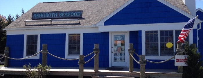 Rehoboth Seafood Market is one of Seafood Restaurants.