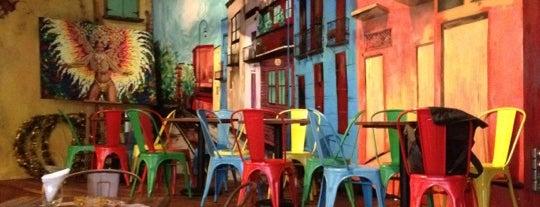 La Boca Latino Bar is one of Top picks for Cafés & Bars.