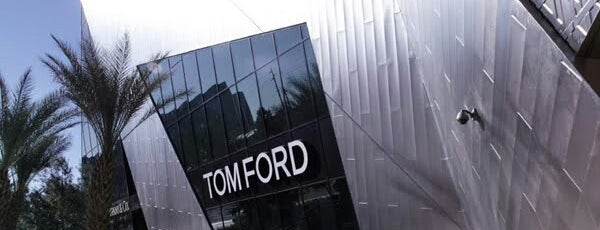 Tom Ford is one of Places To Visit In Las Vegas.
