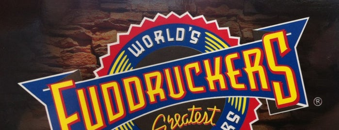 Fuddruckers is one of Favorite Restaurants.