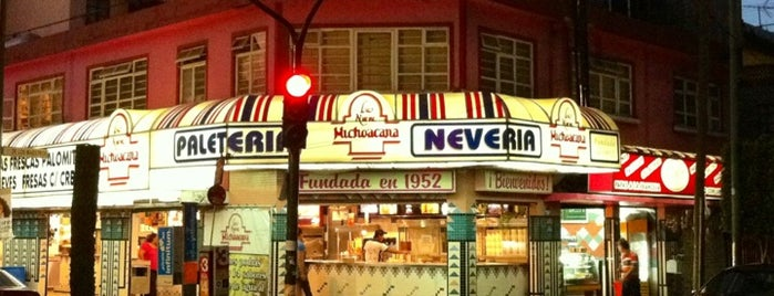 La Nueva Michoacana is one of Mexico City.