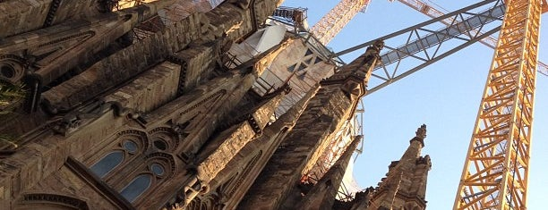 Sagrada Família is one of Barcelona = 2nd best city in the world.