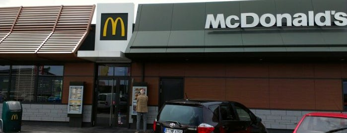 McDonald's is one of Posti che sono piaciuti a Babbo.