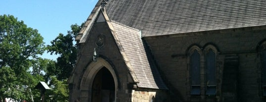 St. Luke Episcopal Church is one of Anglican Churches/Cathedrals I've Visited.