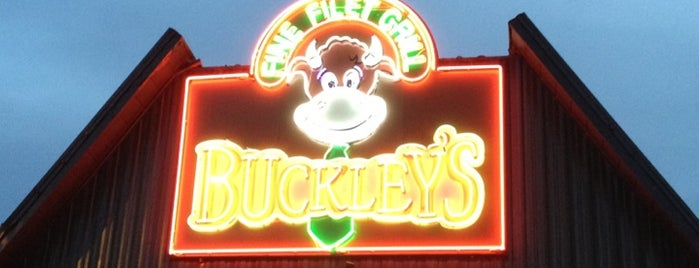 Buckley's is one of Memphis.
