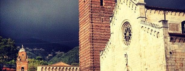 Piazza Duomo is one of Katya'nın Kaydettiği Mekanlar.
