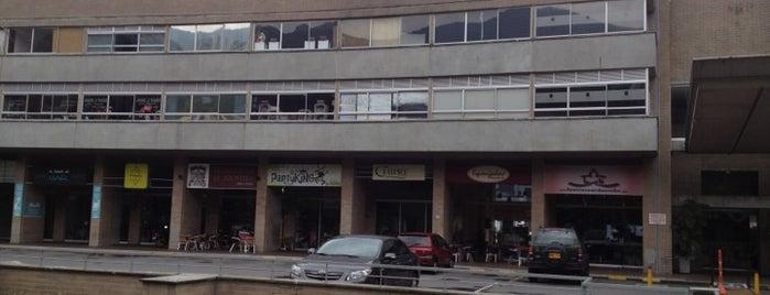 Complex Los Balsos is one of Elizabeth : понравившиеся места.