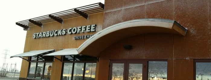 Starbucks is one of Locais salvos de Social Business Solutions Group.