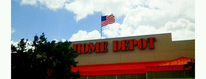 The Home Depot is one of Miami.