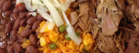 Sophie's Cuban Cuisine is one of New Office Eats.