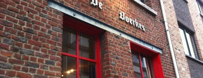 De Boerkes is one of Erikさんの保存済みスポット.