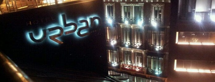 Hotel Urban Madrid is one of De 4 Copas.