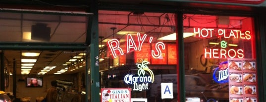Ray's Famous Original Pizza is one of Food.