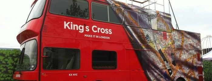 KERB King's Cross is one of An Aussie's fav spots in London.