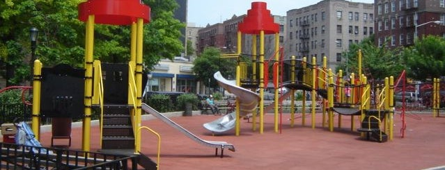 NYC Public WiFi Hotspots
