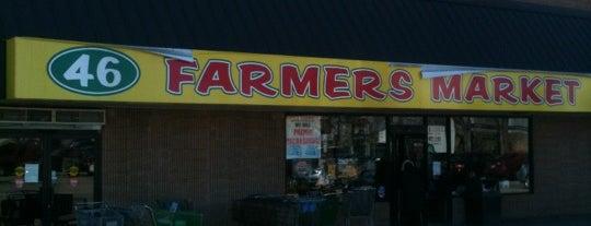46 Farmers Market is one of Simmy'in Beğendiği Mekanlar.