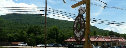 White Mountain Bagel Co. is one of Restaurants.