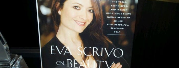 Eva Scrivo Salon is one of New York Loves.