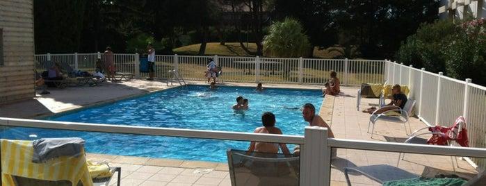 Hotel Novotel Narbonne Sud is one of Hotspots Wifi Orange - Vacances.