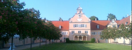 Hotel Jagdschloss Kranichstein is one of Darmstadt - must visit.