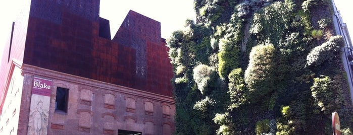 CaixaForum Madrid is one of The Best Of Madrid.