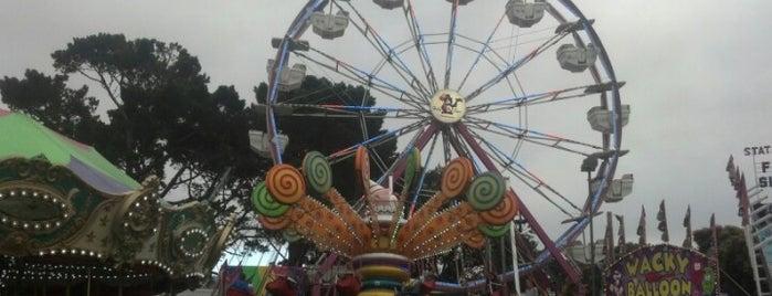 Monterey County Fairgrounds is one of Best of Monterey.