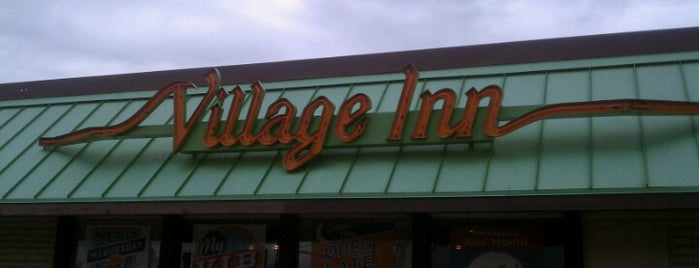 Village Inn is one of Shannon : понравившиеся места.