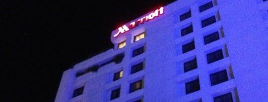 Marriott Hotel Riverside is one of Paola : понравившиеся места.