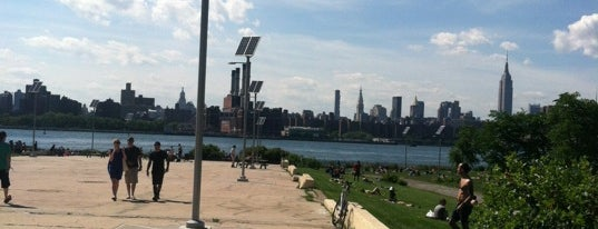 Williamsburg Waterfront is one of NY Activities.
