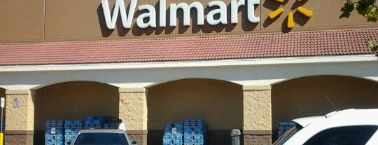 Walmart is one of The Bay.