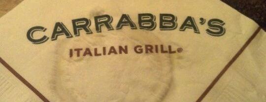 Carrabba's Italian Grill is one of Orte, die Andrea gefallen.