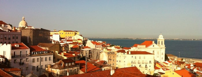 Alfama is one of Favorite Places Around the World.