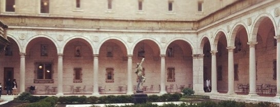 Boston Public Library is one of Spring Has Sprung!.