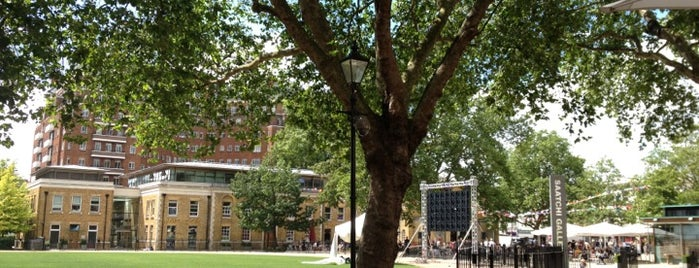 Saatchi Gallery is one of Unsere TOP Empfehlungen für London.