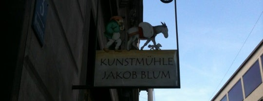 Hofbräuhaus Kunstmühle is one of (26) Alexanders Woche.